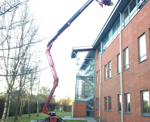 COMMERCIAL GUTTER MAINTENANCE NORWICH
