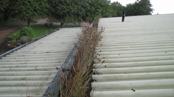 COMMERCIAL GUTTER REPAIR IN NORTH NORFOLK
